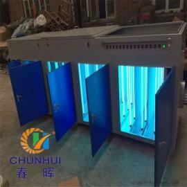 塑料厂\印刷厂\泡沫厂除臭uv光氧催化净化设备厂家