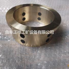 JDB固体镶嵌自润滑轴承基体材质的选择