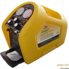 便携式制冷剂回收加注机