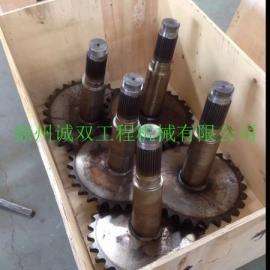 徐工GR180平地机铲刀引出油缸