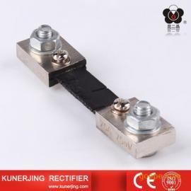 电流表用直流分流器FL-2型0.5级高精度分流器75A75MV B级分流器
