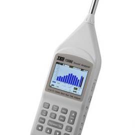 1/1及1/3八音度即时音频分析仪TES-1358E