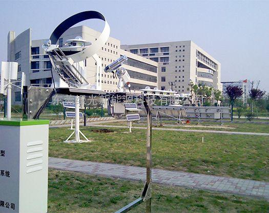 TMC-6ST 多通道光照度辐射监测系统