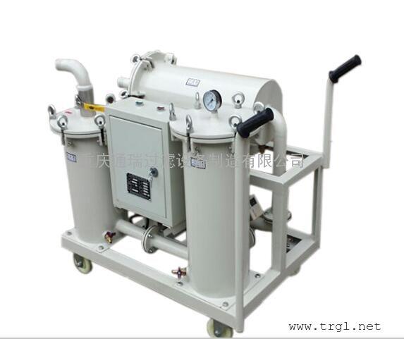 液压油过滤杂质,液压油杂质过滤机