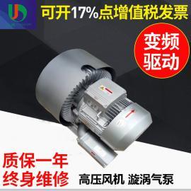 自动扦样机专用双段式漩涡气泵