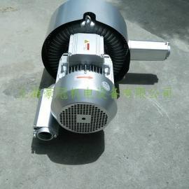 粮食扦样机配套5.5kw双段旋涡风泵