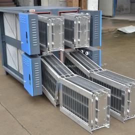 厂家销售LJDY-20A冷镦机、热处理油烟净化器设备