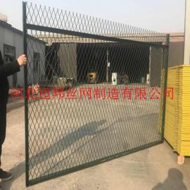 防护栅栏钢板网