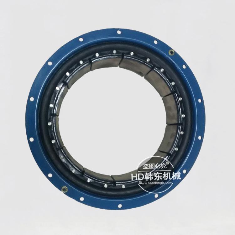 工业气胎式气动刹车器6CB200、8CB250