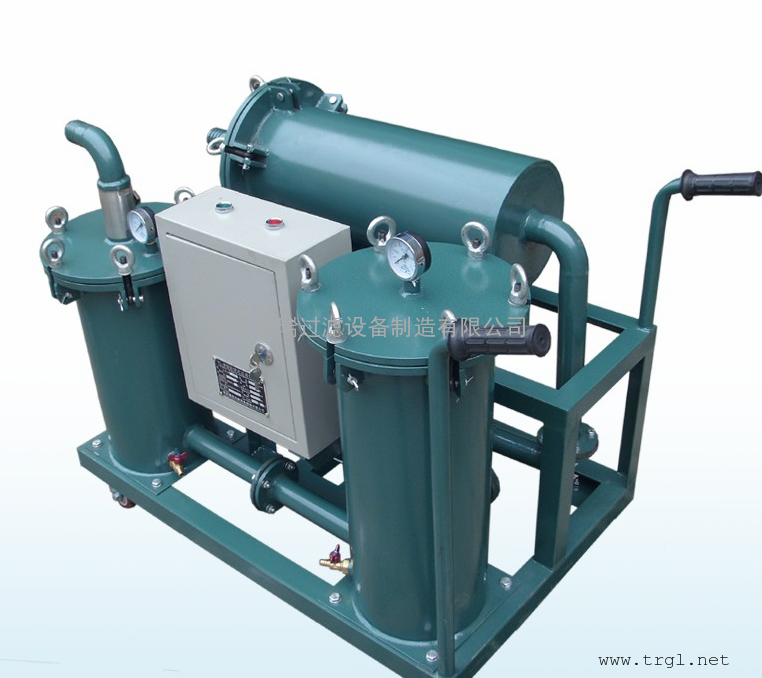小型液压油过滤设备