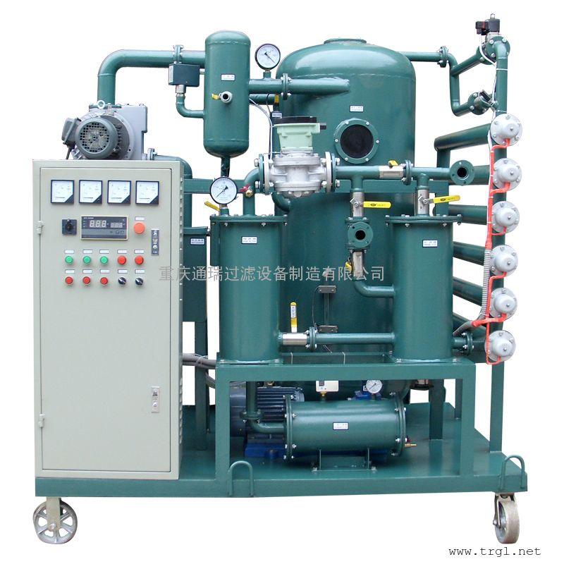 变压器油绝缘油脱气体除去乙炔真空抽油注油设备