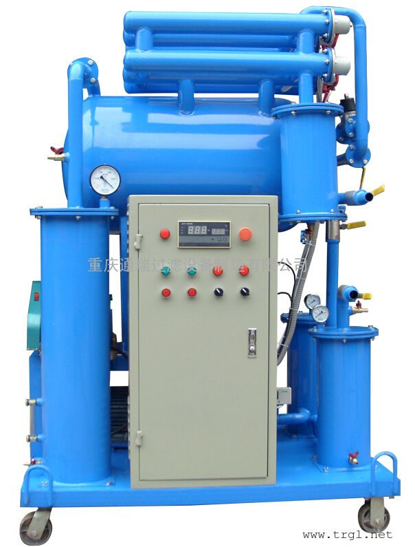 小型变压器油过滤机