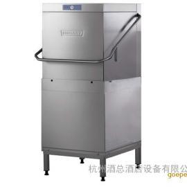 高�_HOBART揭�w式洗碗�C智能�能型商用洗碗�CAM900