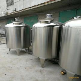 低价出售二手不锈钢搅拌罐价格