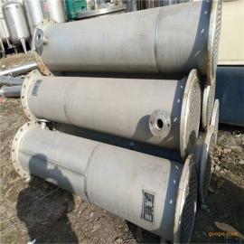 低价出售二手不锈钢列管冷凝器价格
