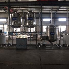 血豆腐加工生产线|1000L牛血豆腐加工生产线流程