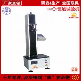 HDS-2数显液晶显示拉力试验机 200KG2KN单臂电子万能材料试验机