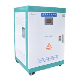 浙江三迪太阳能光伏发电系统15KW带电量显示三相工频离网逆变器