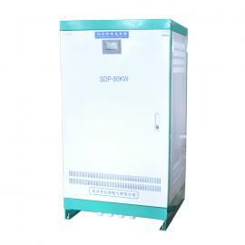 三迪电气供应带变频启动三相四线离网逆变器50KW纯正弦波高效率