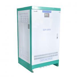 三迪电气供应直流转交流逆变器60KW带监控功能太阳能发电系统.