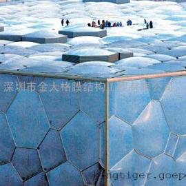 广东气枕膜结构,透明膜,水立方膜,ETFE气枕