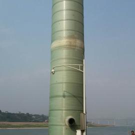 江门汕头玻璃钢一体化污水预制泵站项目完工