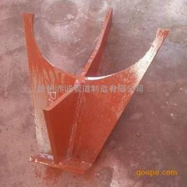 加工z13循环水管托座生产厂家沧州赤诚价格性能介绍