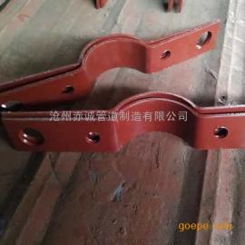 供应A10四螺栓管夹生产厂家报价