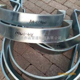 促销优质A4紧固管卡生产厂家今日报价