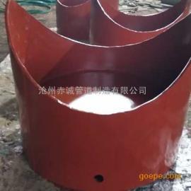供应电厂管道用Z2焊接固定支座生产厂家沧州赤诚报价