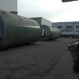 铜陵漳州一体化预制设备中小型混凝土泵站