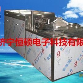 药厂清洗设备HSCX-S100毫升输液瓶超声波洗瓶机清晰样板图