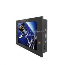 无风扇防尘零噪音8寸8.4寸工业平板电脑