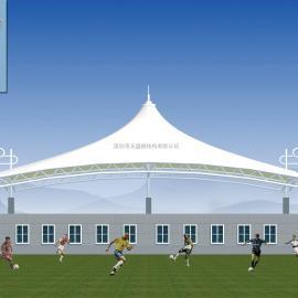 四川体育场膜结构车棚厂家|四川张拉膜|四川膜结构