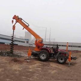 迁延机吊杆立杆一体机 济宁本行出产厂家