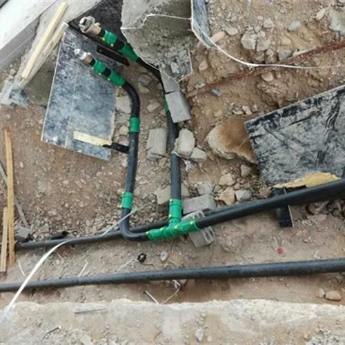 丹东市加油站热塑性埋地复合管