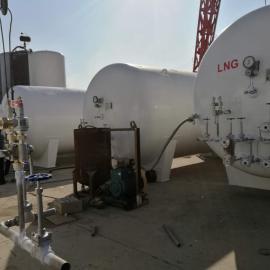 40立方液氧储罐 厂家 全国液氧储罐厂