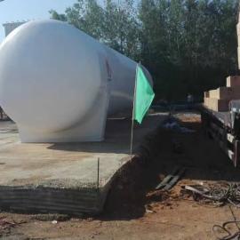 20立方LNG储罐,卧式100立方LNG储罐,菏锅牌LNG储罐