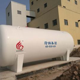菏锅牌20立方LNG储罐--真空度好