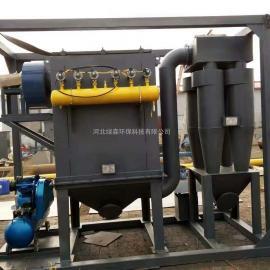 DMC-64袋脉冲布袋除尘器工作原理