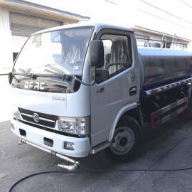 东风5吨洒水车价格 5吨水罐车多少钱 5吨喷洒车厂家报价