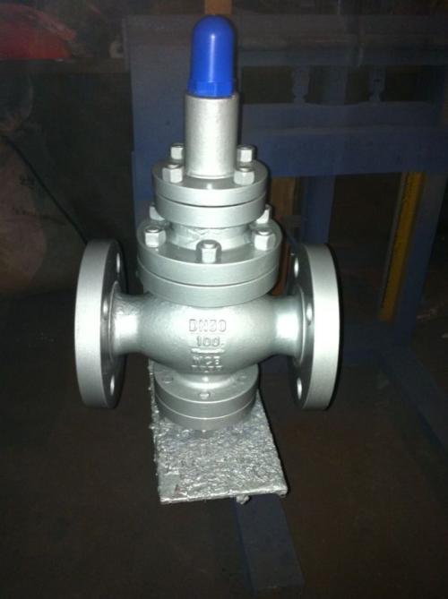 内螺纹连接可手动调式减压阀 不锈钢减压阀图片