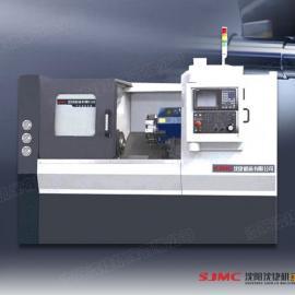 数控机床厂家 斜床身数控车床TCK420 适用于重切削