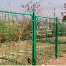 广西生产销售浸塑护栏网、带边框高速护栏-刺绳护栏厂家按米批发