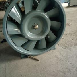 HTF-III轴流式高压排烟风机