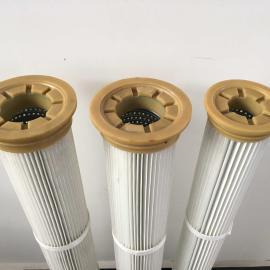 塑料盖防静电除尘滤芯