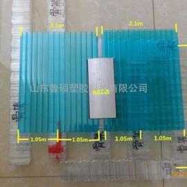 阳光板的安装方法,青岛阳光板厂家指导安装
