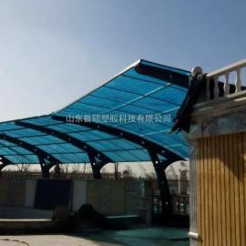 淄博pc阳光板厂家直销,沂源县阳光板温室