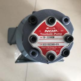 日本NOP油泵 Nippon齿轮泵 摆线泵 齿轮泵 润滑泵