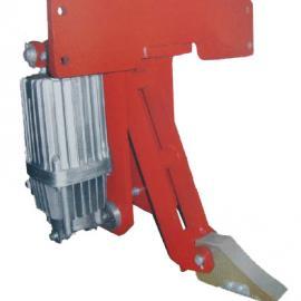 龙门吊行车防行走固定器 YFX-350电力液压安全防风铁楔